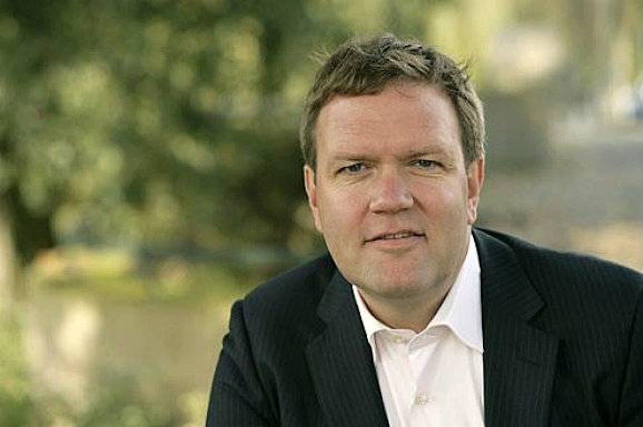 Harald Bresser van de RAI Vereniging, de branchevereniging voor auto-importeurs en autofabrikanten
