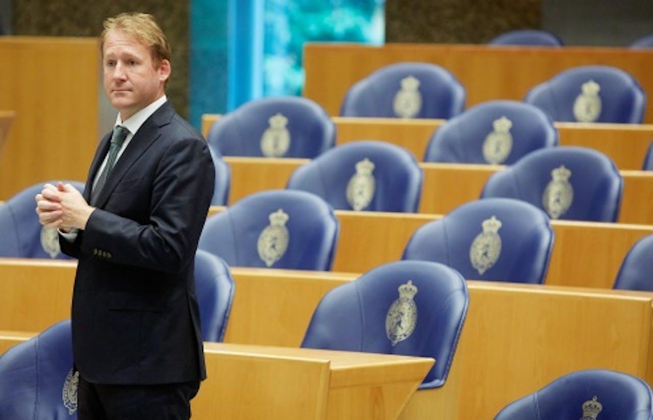 D66-Tweede Kamerlid Kees Verhoeven. ANP