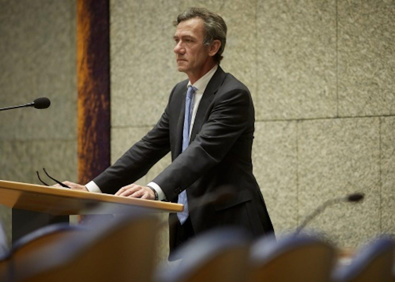 Matthijs Huizing stapte op. ANP