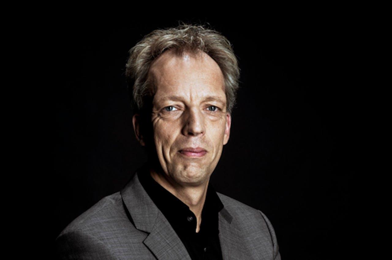 BNR-hoofdredacteur Sjors Fröhlich