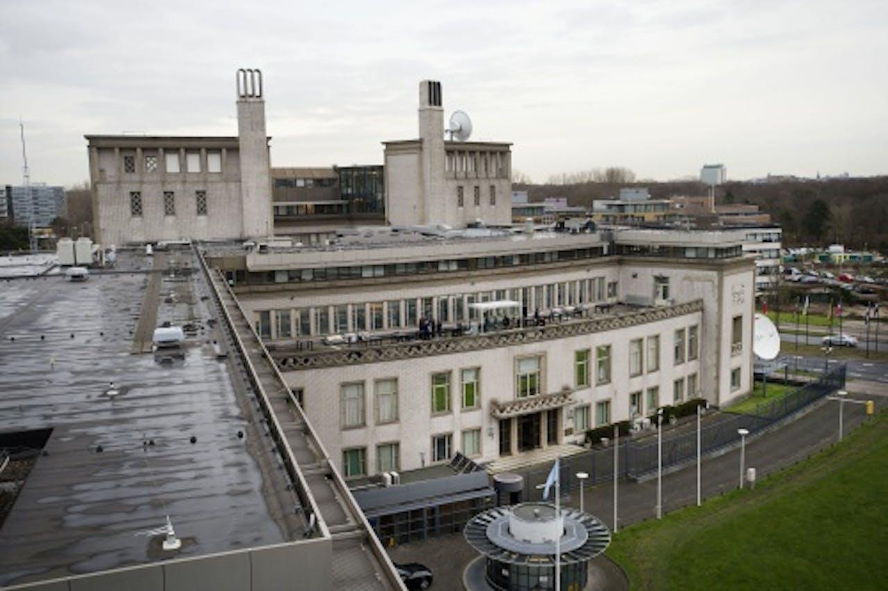ICC in Den Haag. ANP