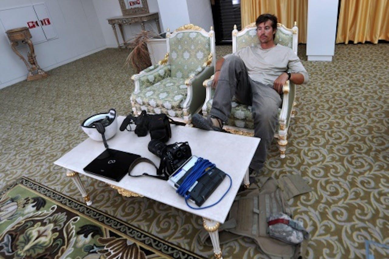 Archiefbeeld Foley. AFP