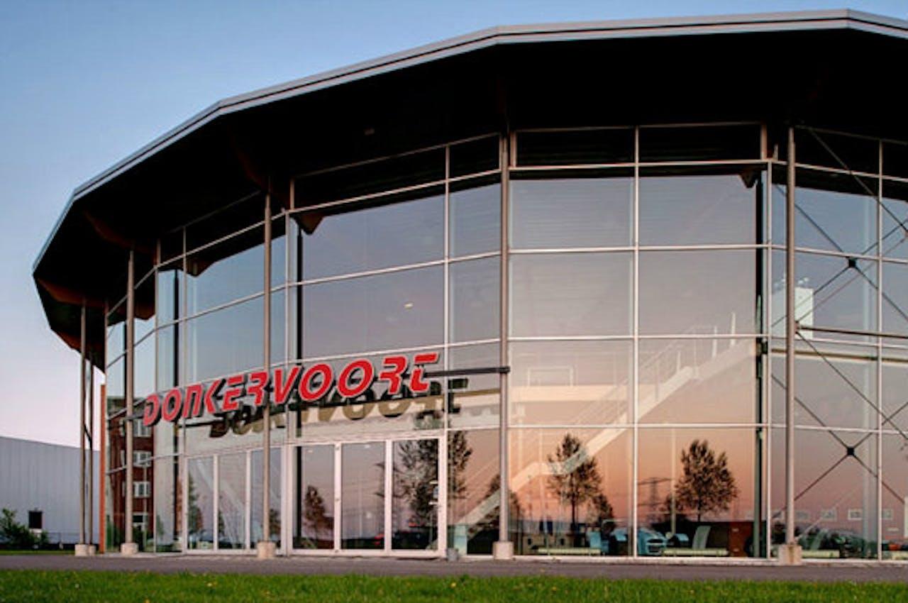 De fabriek van Donkervoort