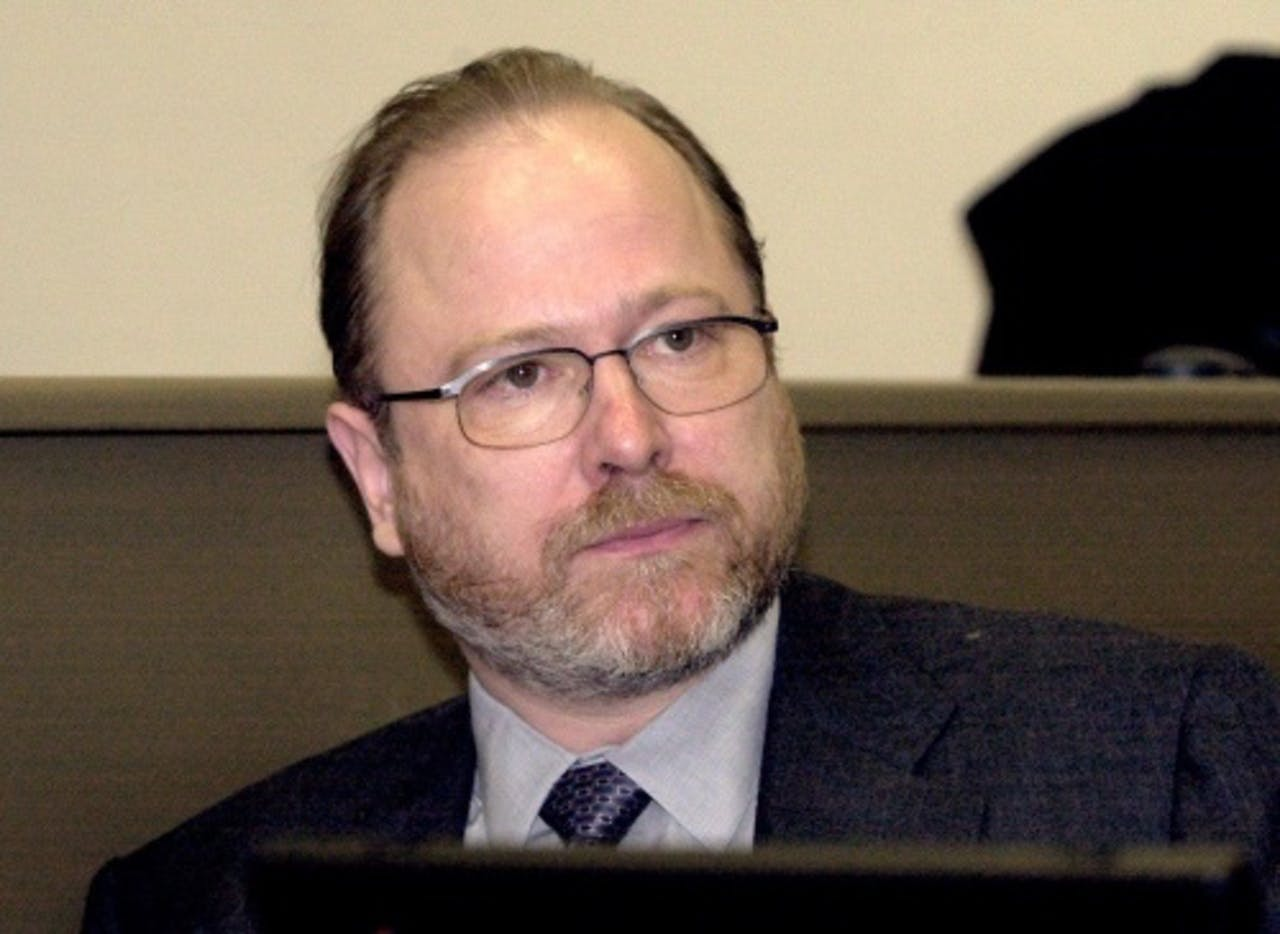 De ontvoerde multimiljonair Jan Philipp Reemtsma (EPA)