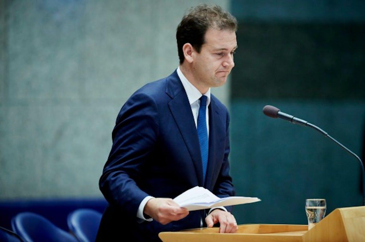 Minister Lodewijk Asscher (Sociale Zaken)