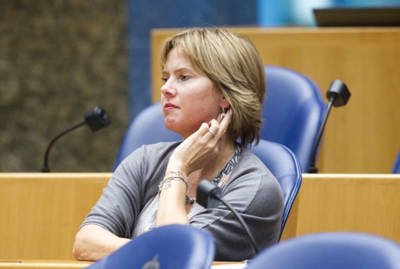 Cora van Nieuwenhuizen. ANP