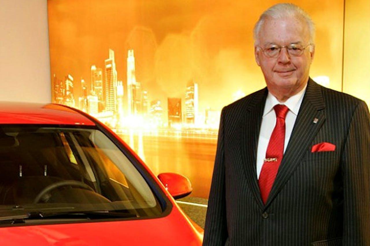 Jaap Timmer, voorzitter Europese Dealer Vereniging