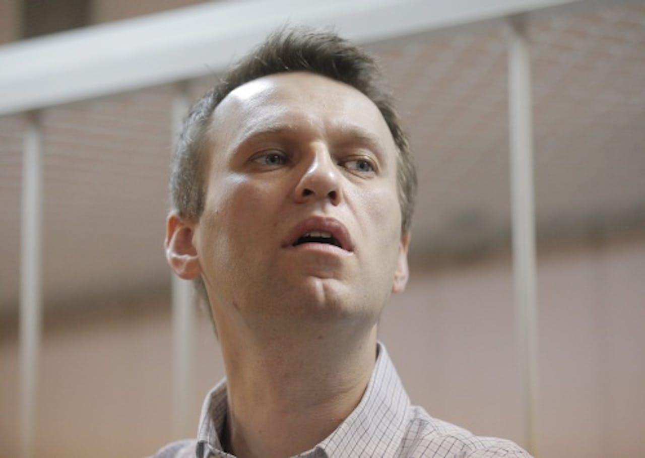Aleksej Navalny. EPA