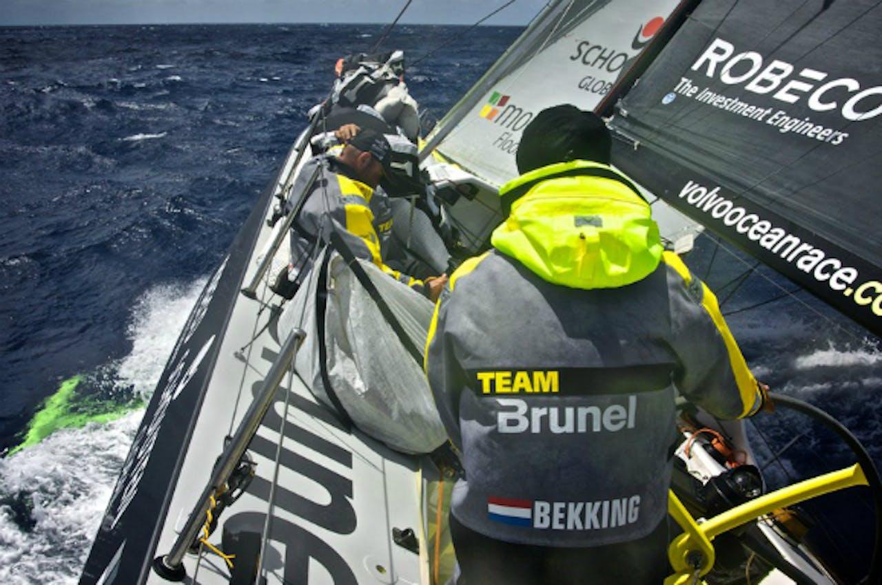 Credit: Stefan Coppers/Team Brunel/Volvo Ocean Race