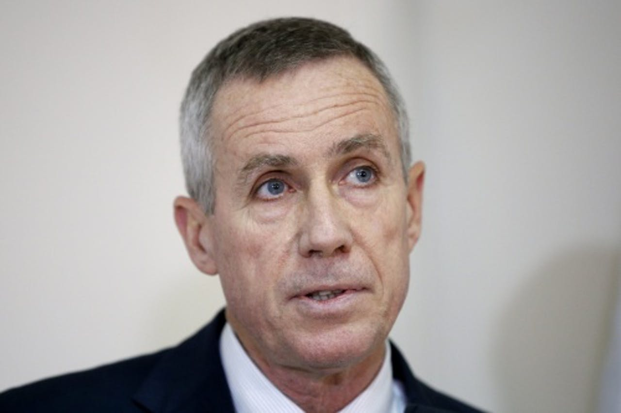 De Franse aanklager Francois Moline. EPA