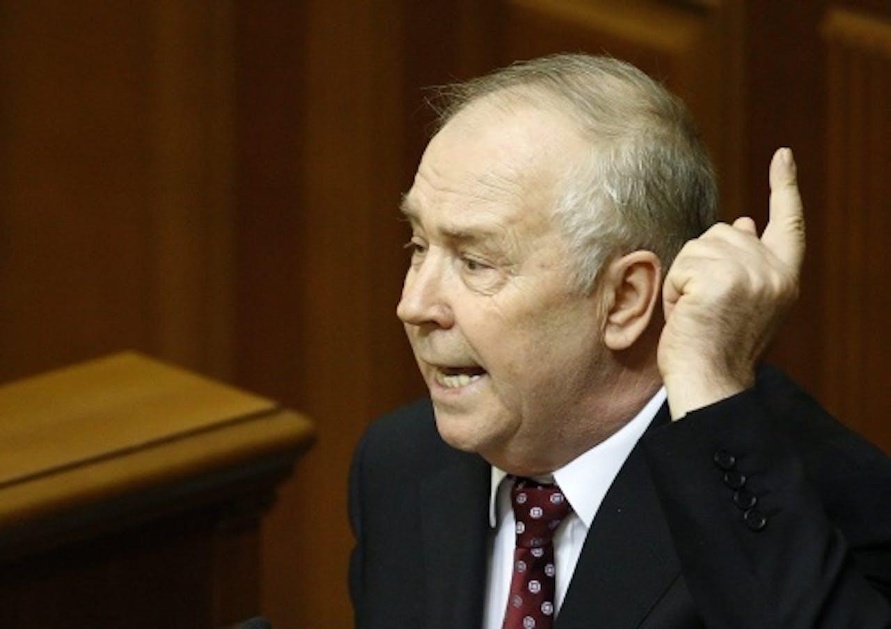 Vladimir Rybak. EPA