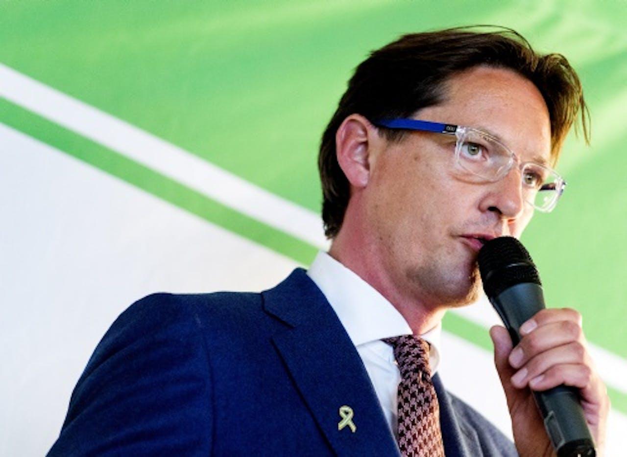 Joost Eerdmans, lijsttrekker Leefbaar Rotterdam. ANP