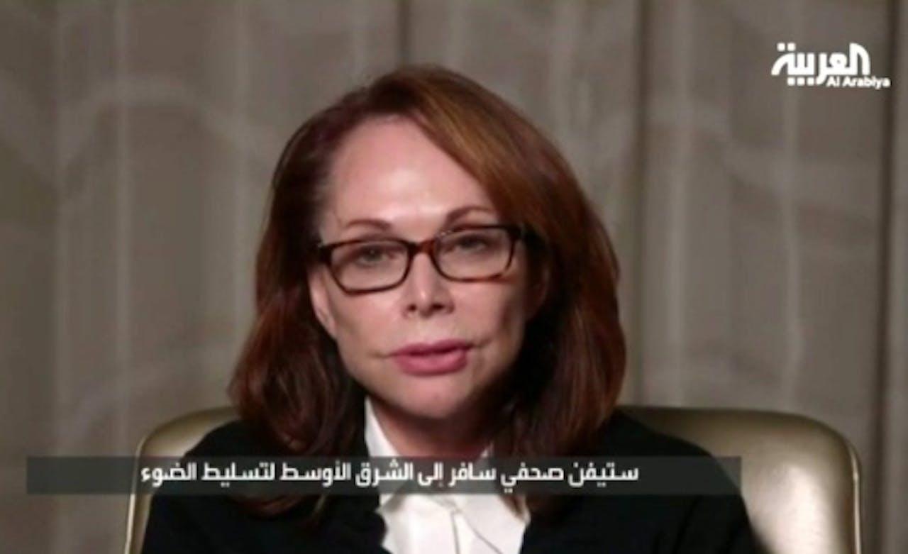 Shirley Sotloff, moeder van journalist Steven Sotloff.