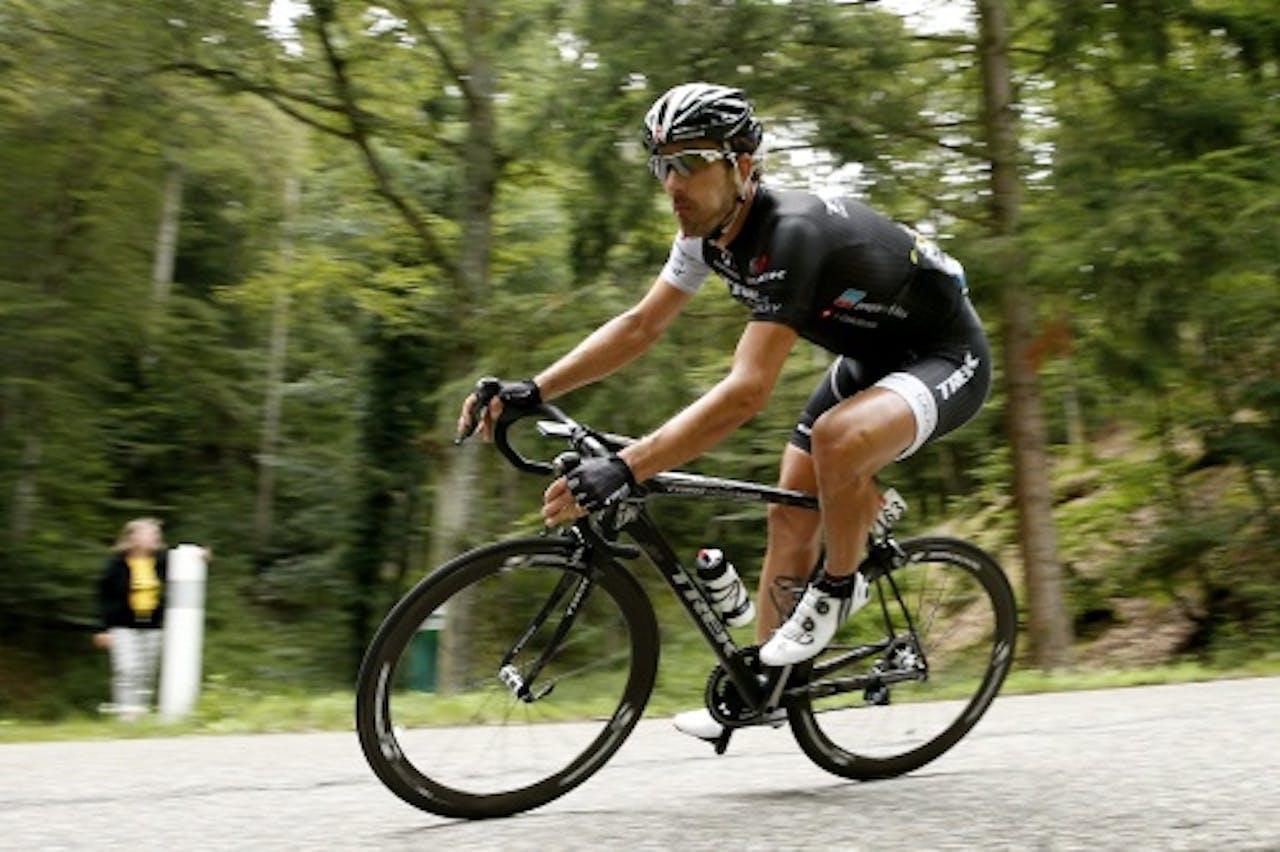 Fabian Cancellara. EPA