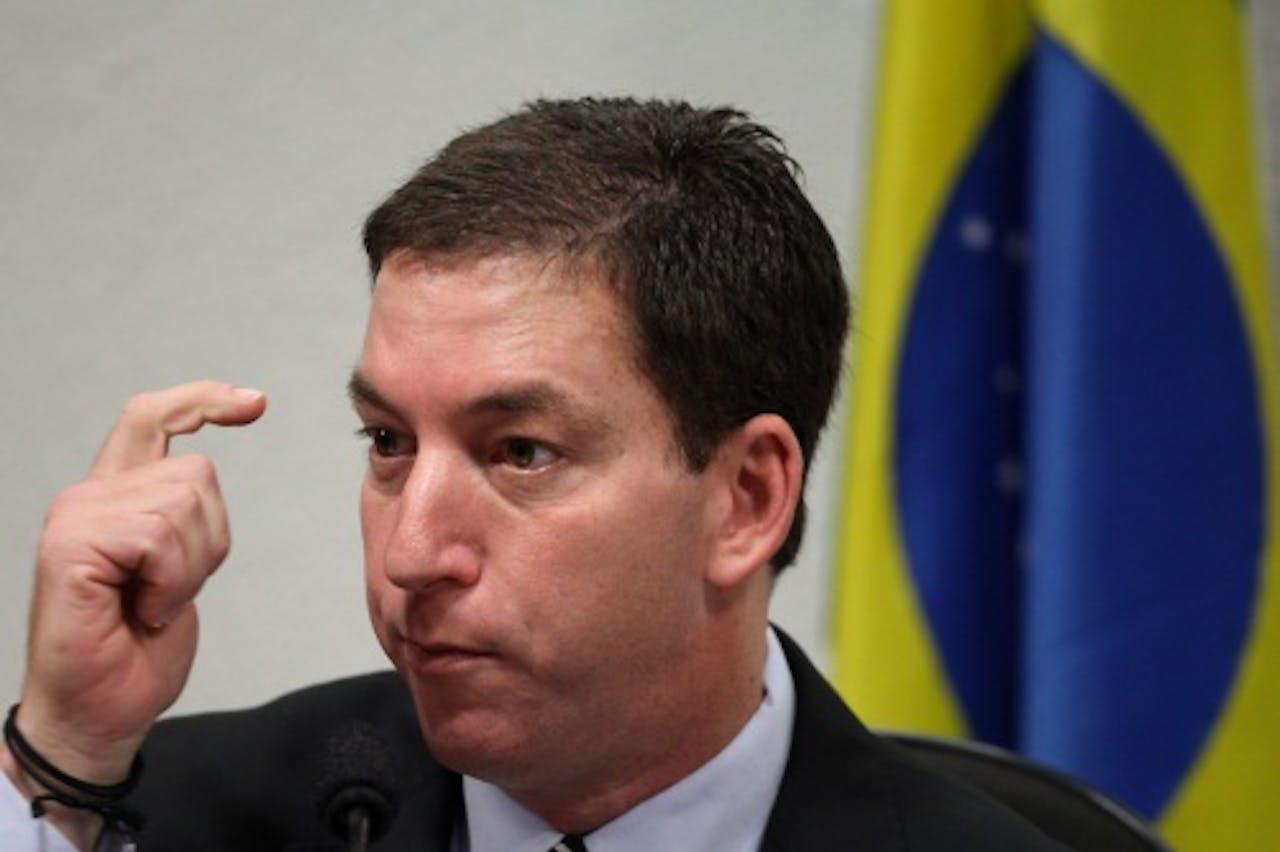 Glenn Greenwald. EPA