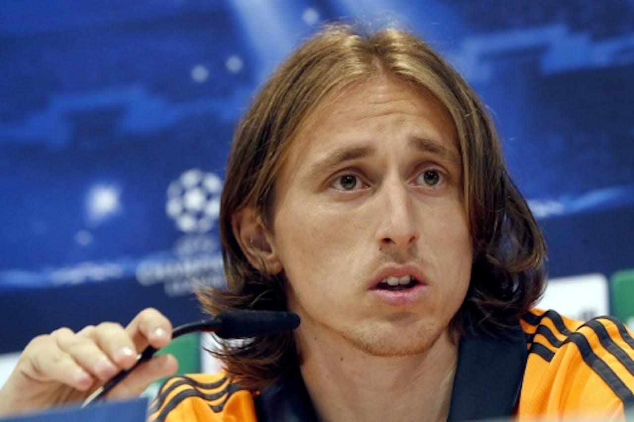 Luka Modric. EPA