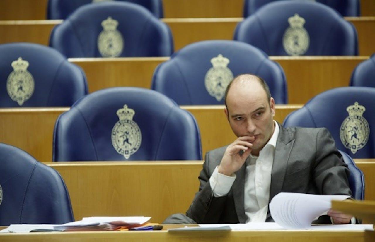 Jasper van Dijk. ANP