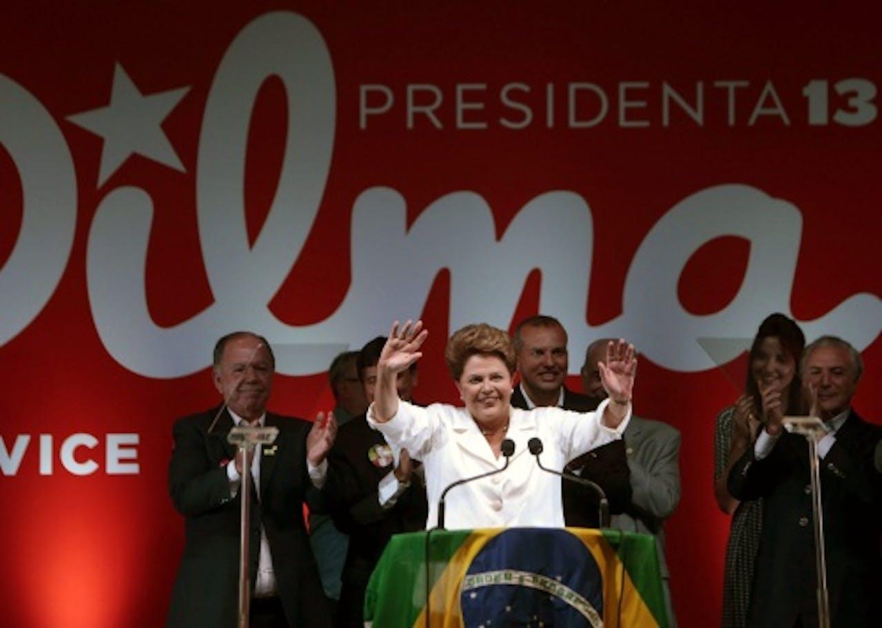 Dilma Rousseff. ANP