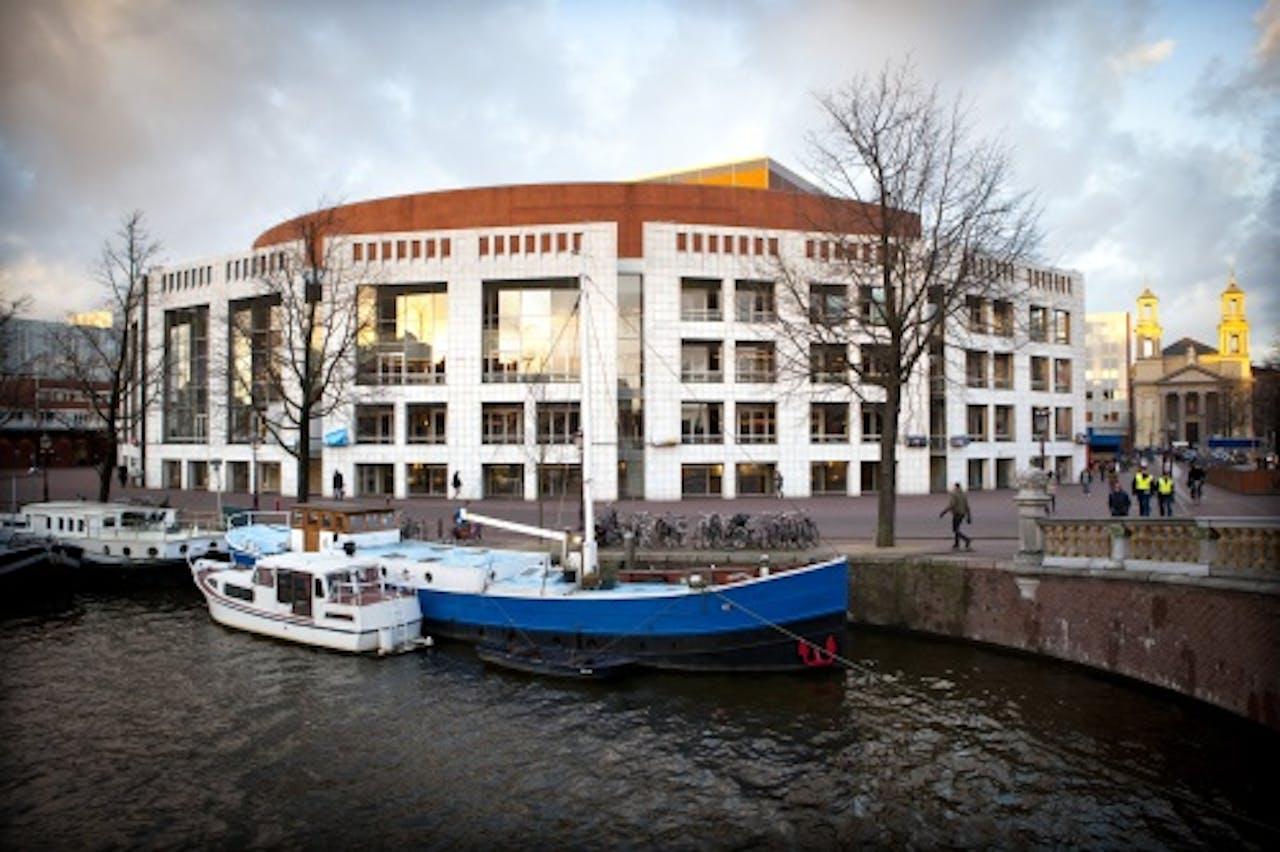 Stadhuis Amsterdam. ANP