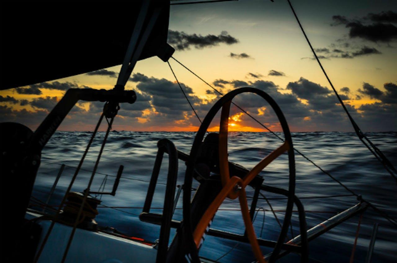 Credit: Brian Carlin/Team Vestas Wind/Volvo Ocean Race