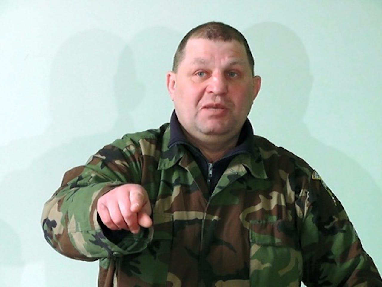Oleksandr Moezytsjko. EPA