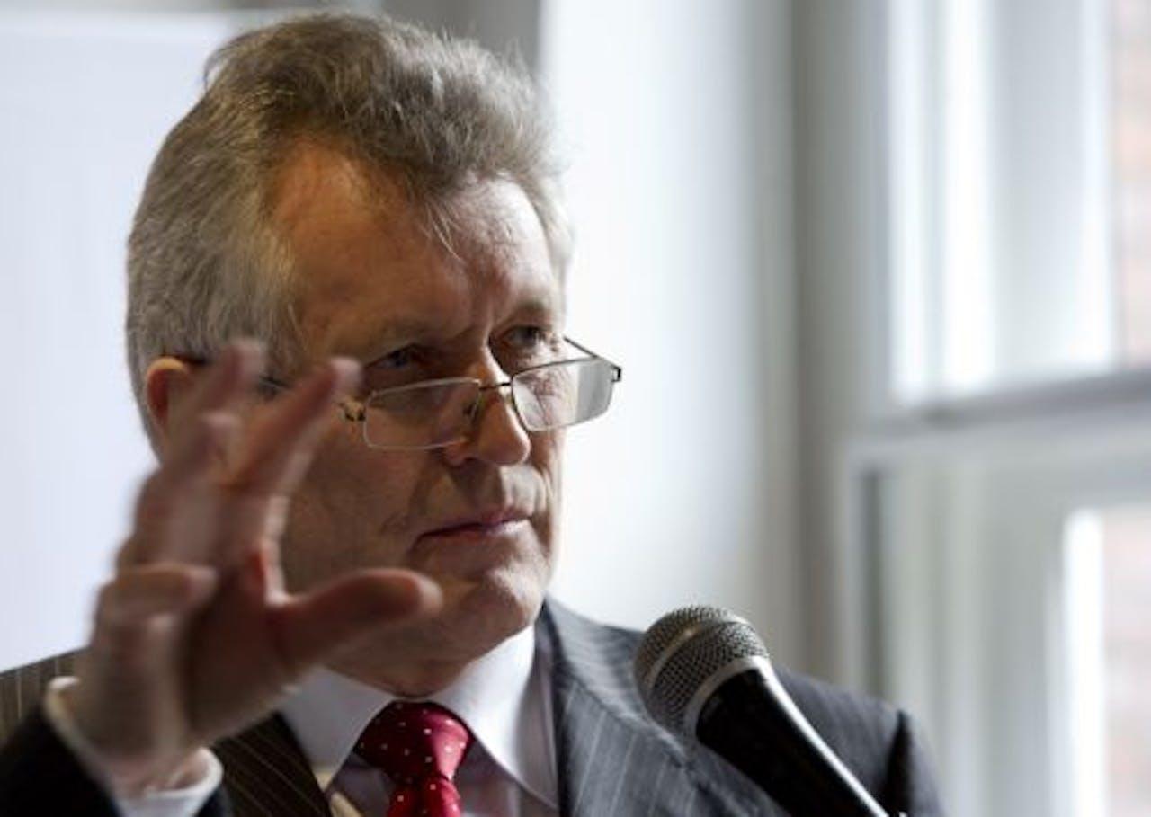 Dirk Scheringa. ANP