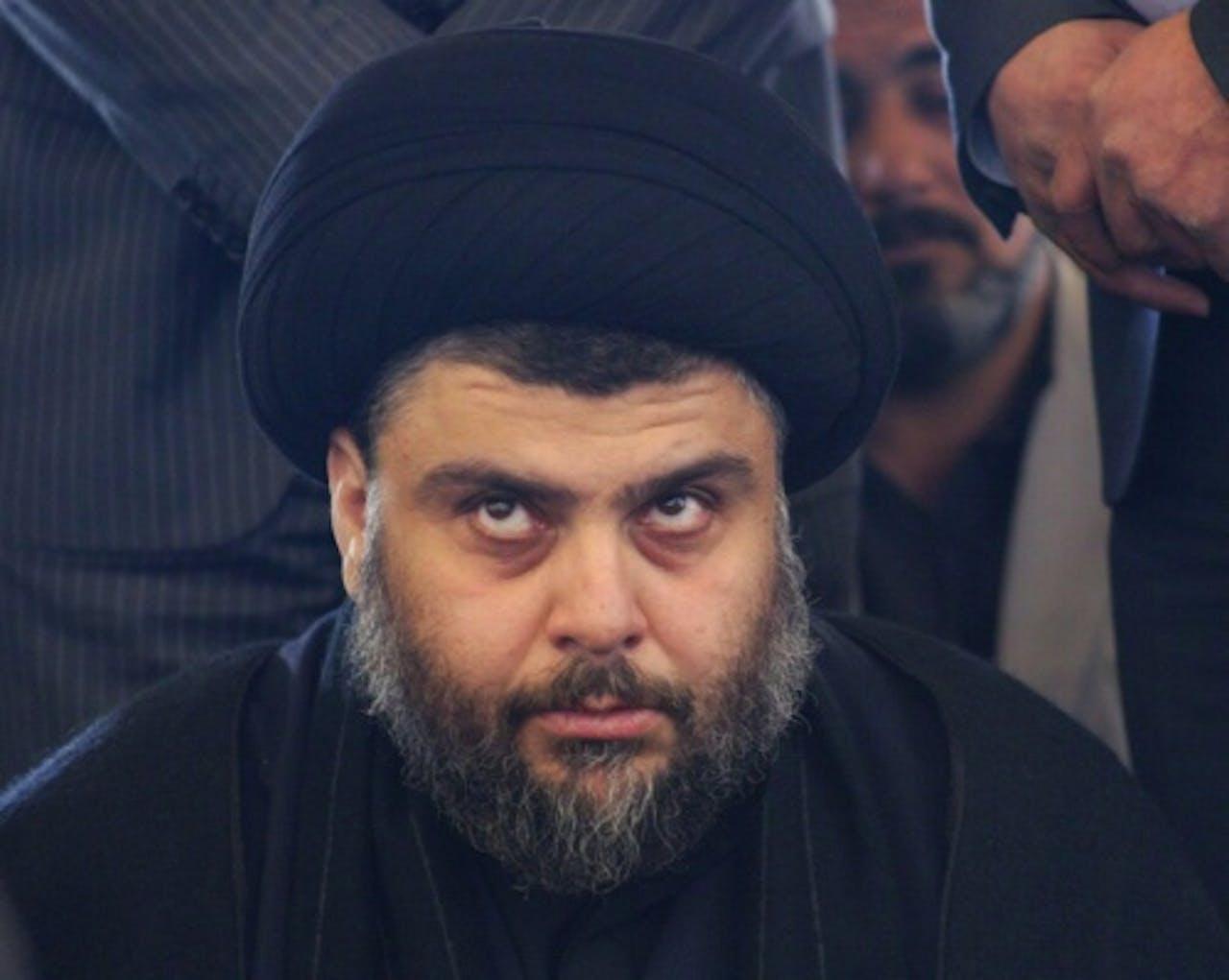 Grootayatollah Ali al-Sistani. EPA