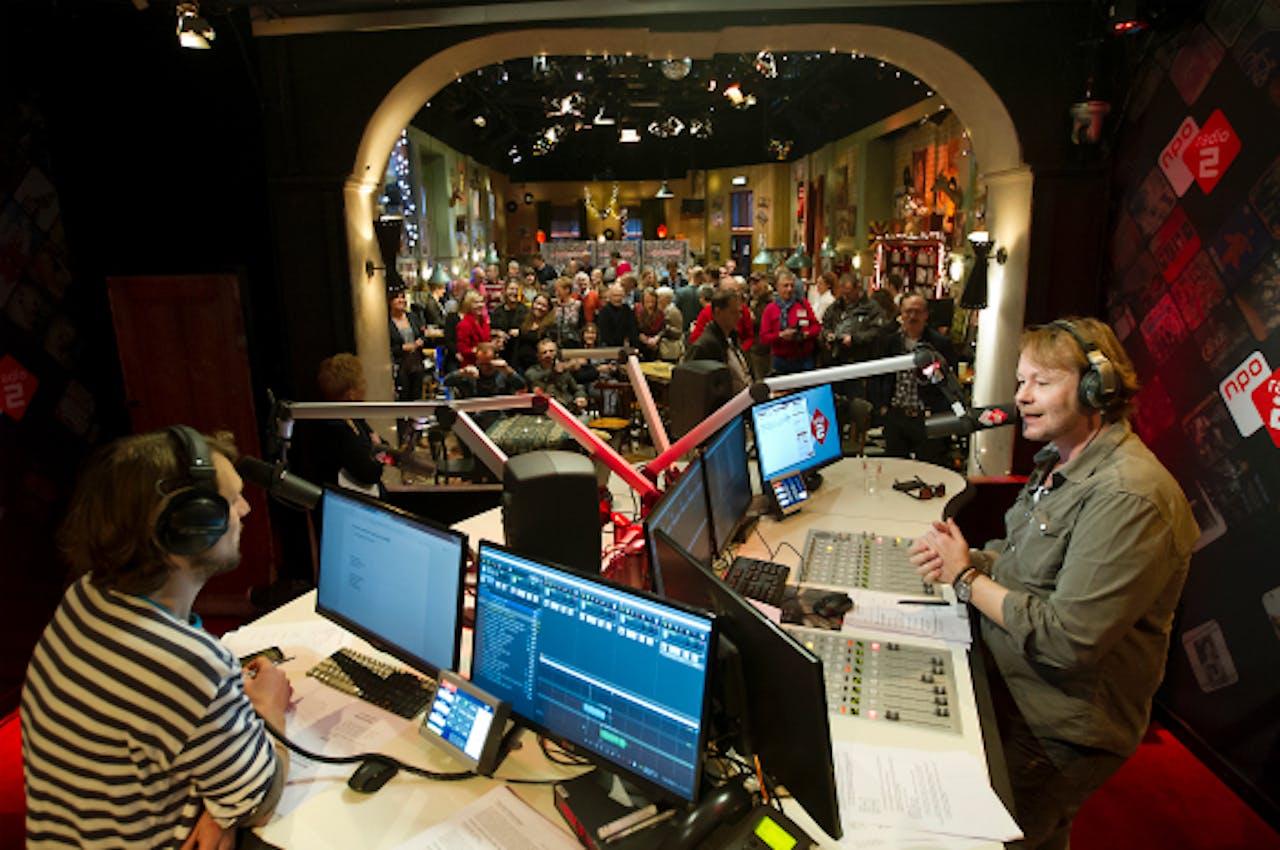 Radio 2-DJ Gijs Staverman - Foto: ANP