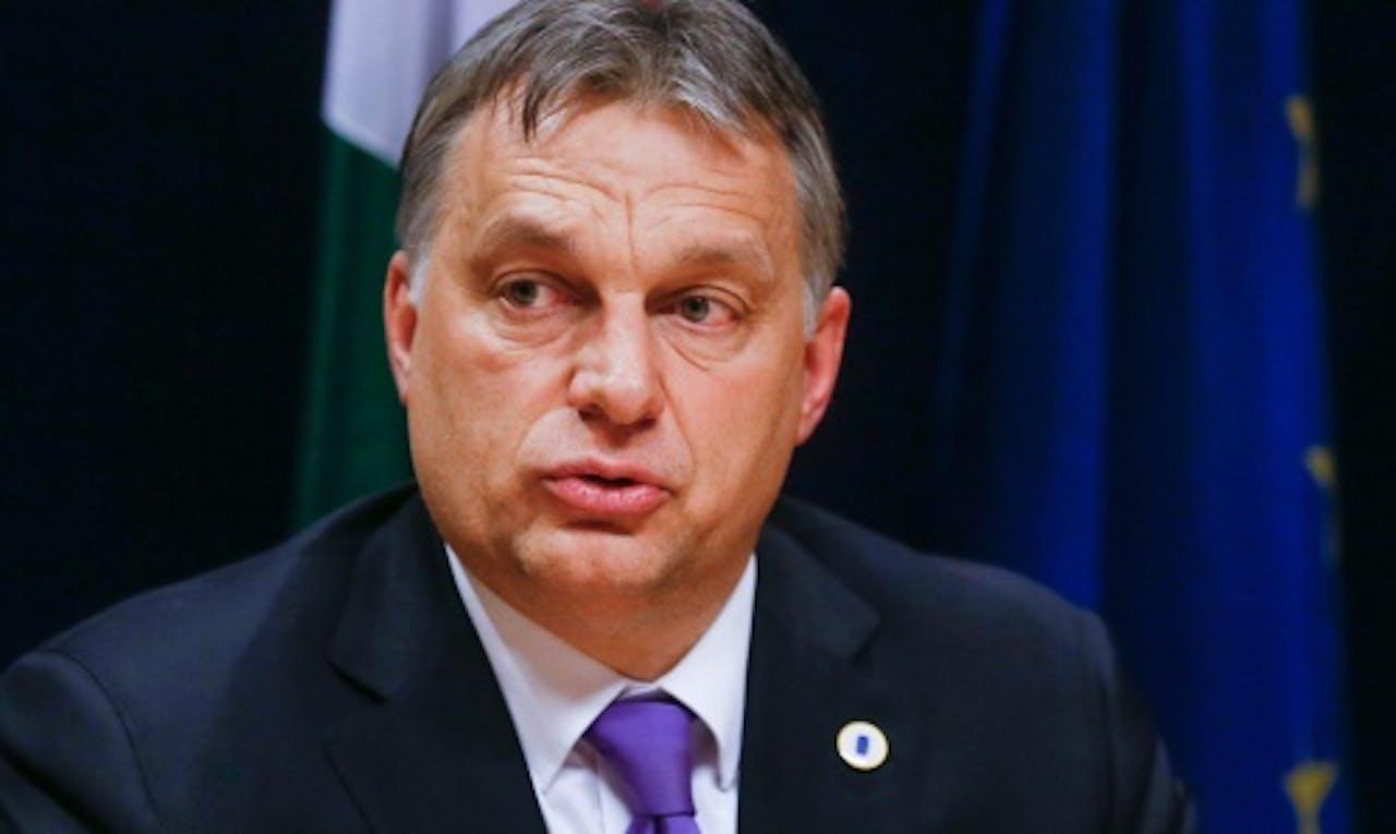Viktor Orbán. EPA