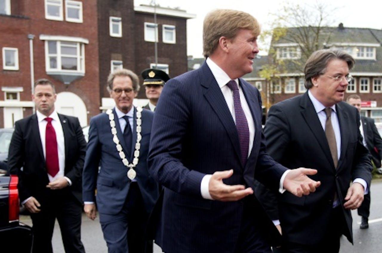Wim van de Donk (R). ANP