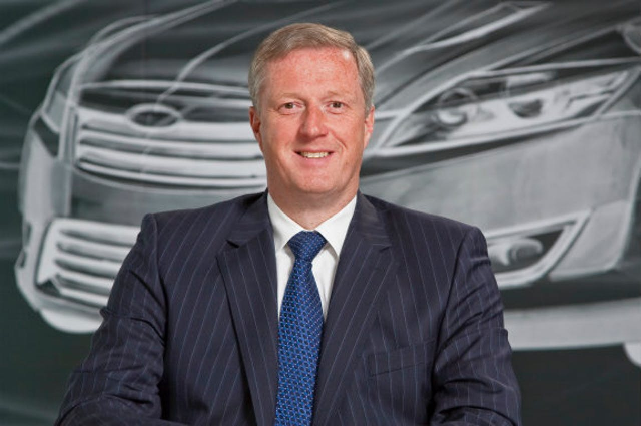 Gerard Bolder, directeur Ford Nederland