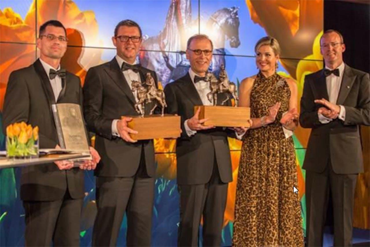 Winnaars Koning Willem 1 Prijs 2014