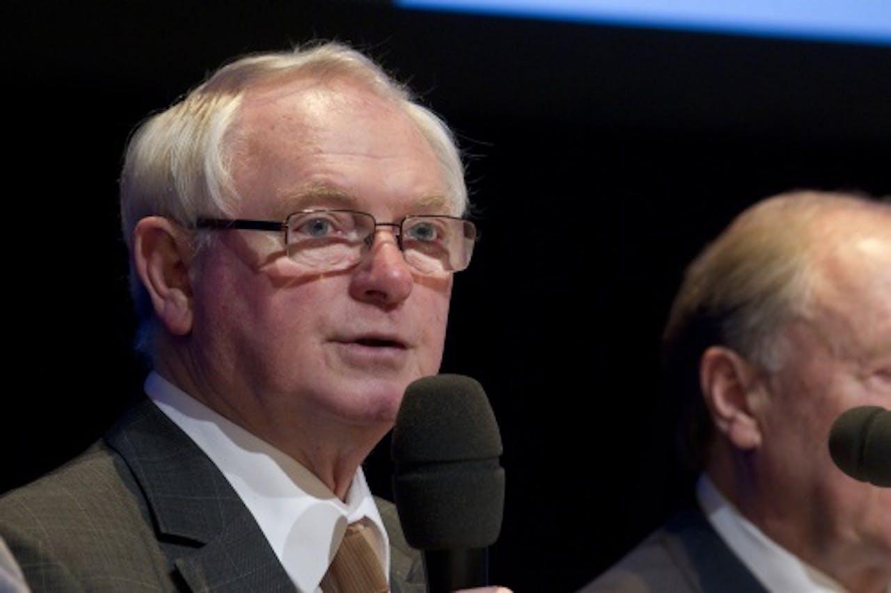 Jan Nagel. ANP