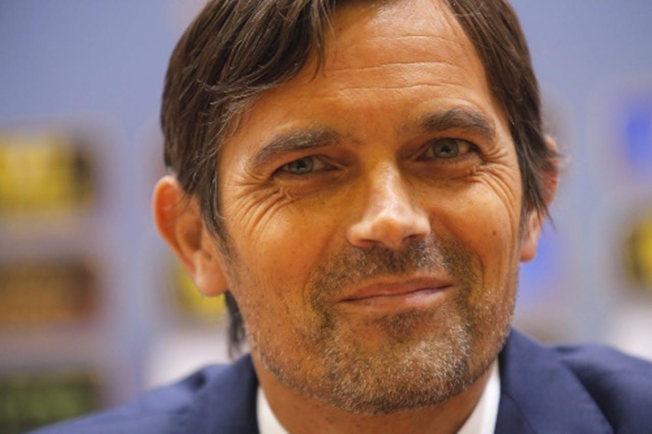 PSV-coach Phillip Cocu (EPA)
