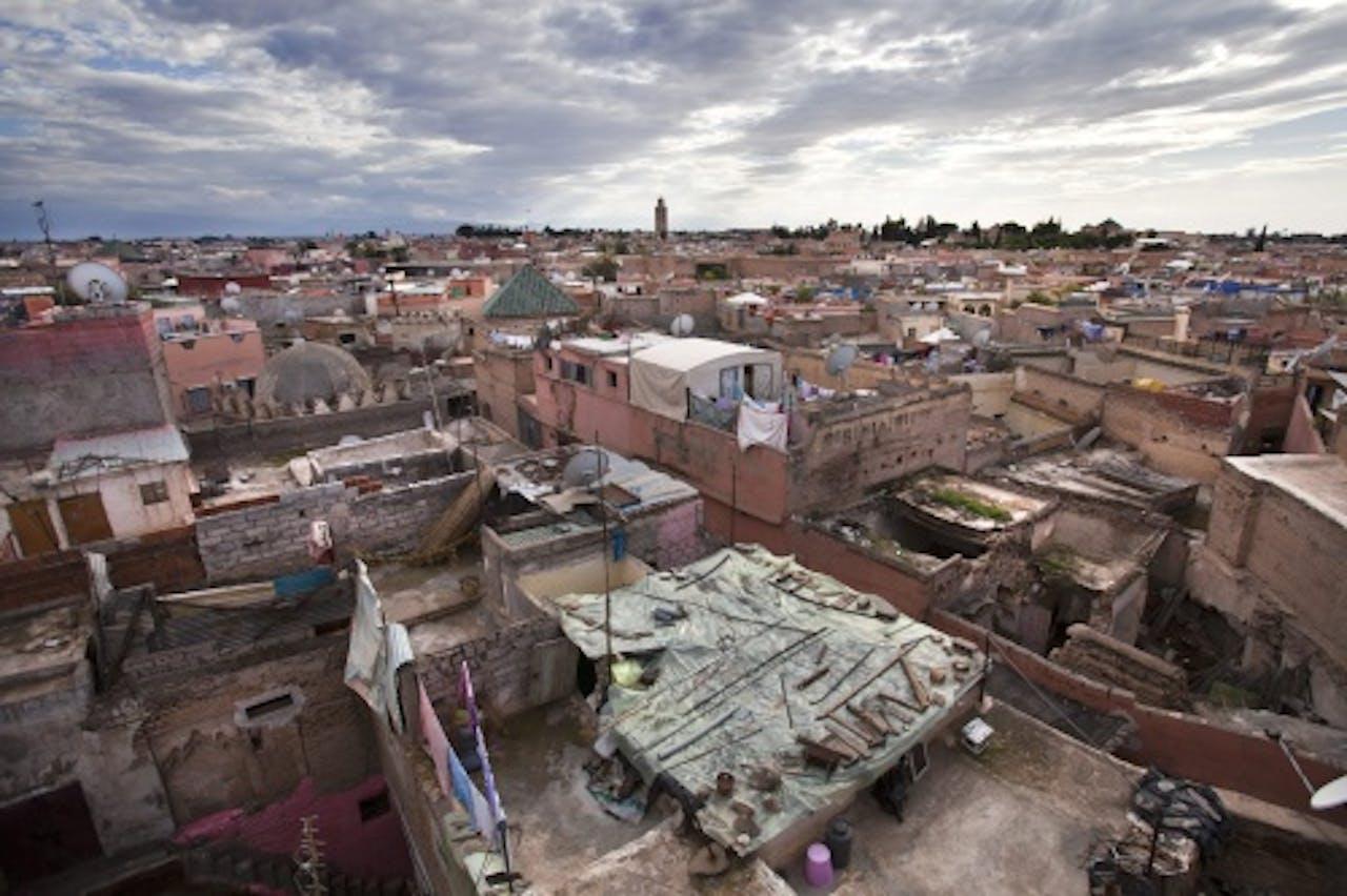 Marrakech. EPA