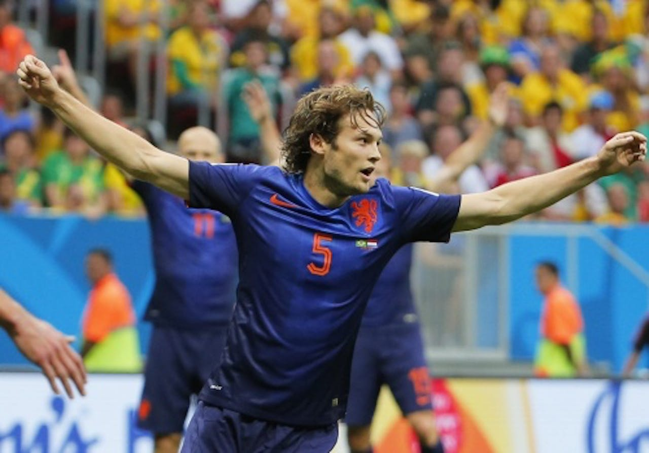 Daley Blind. ANP
