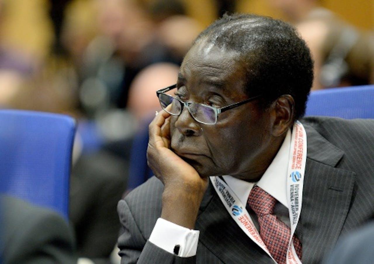 EPA Archiefbeeld Mugabe