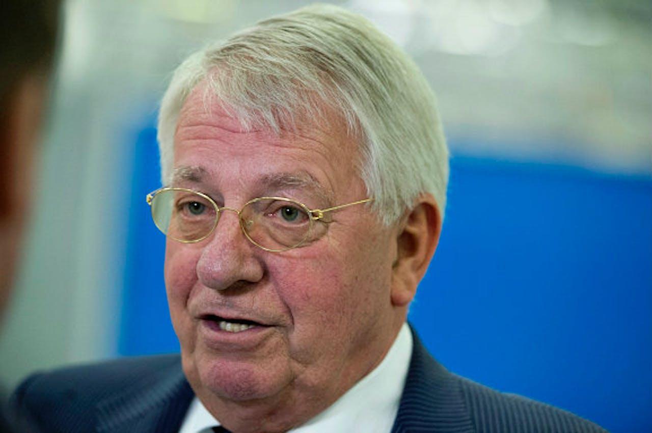 Wim van der Leegte, president-directeur VDL Groep
