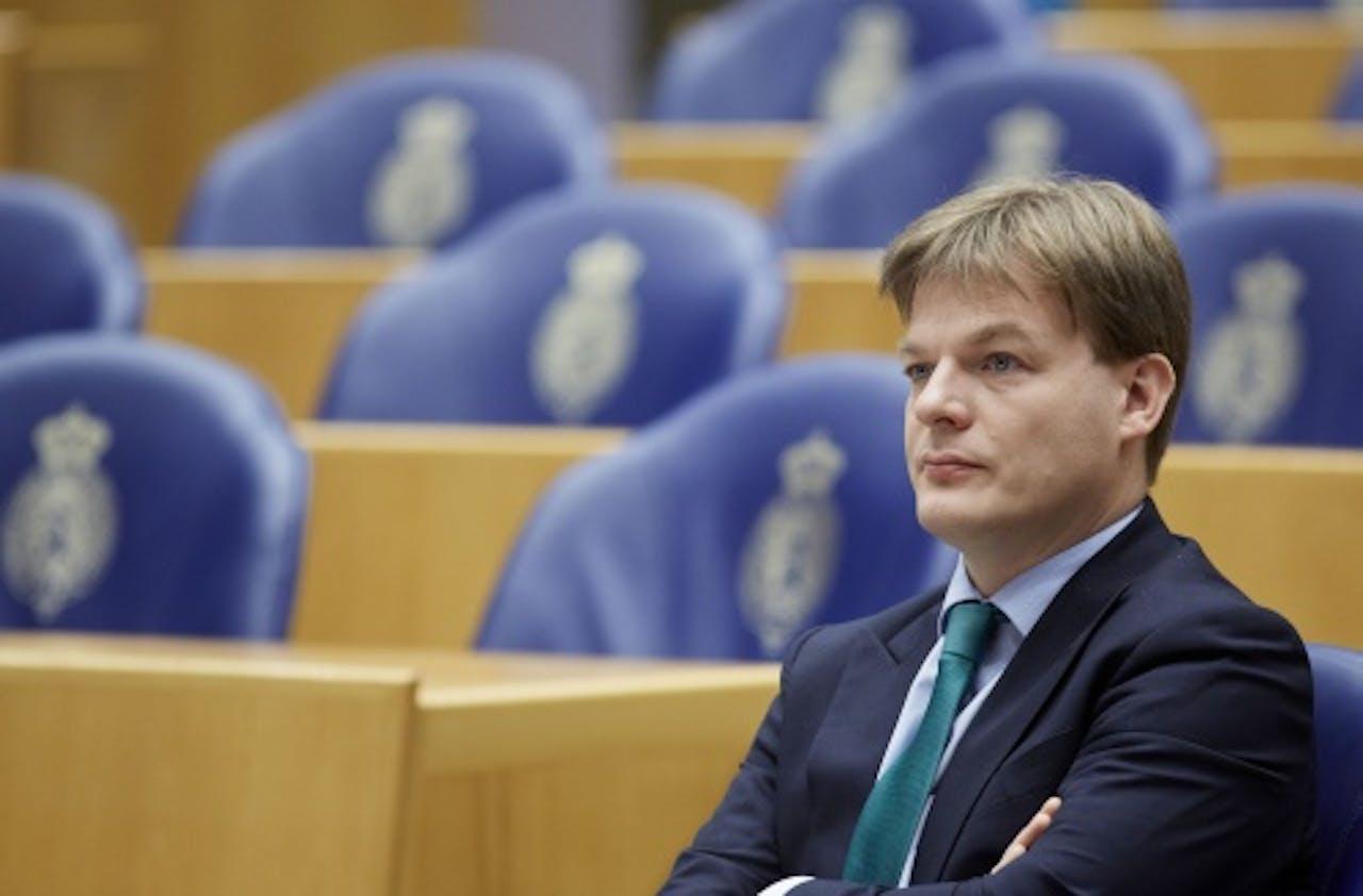 Pieter Omtzigt. ANP