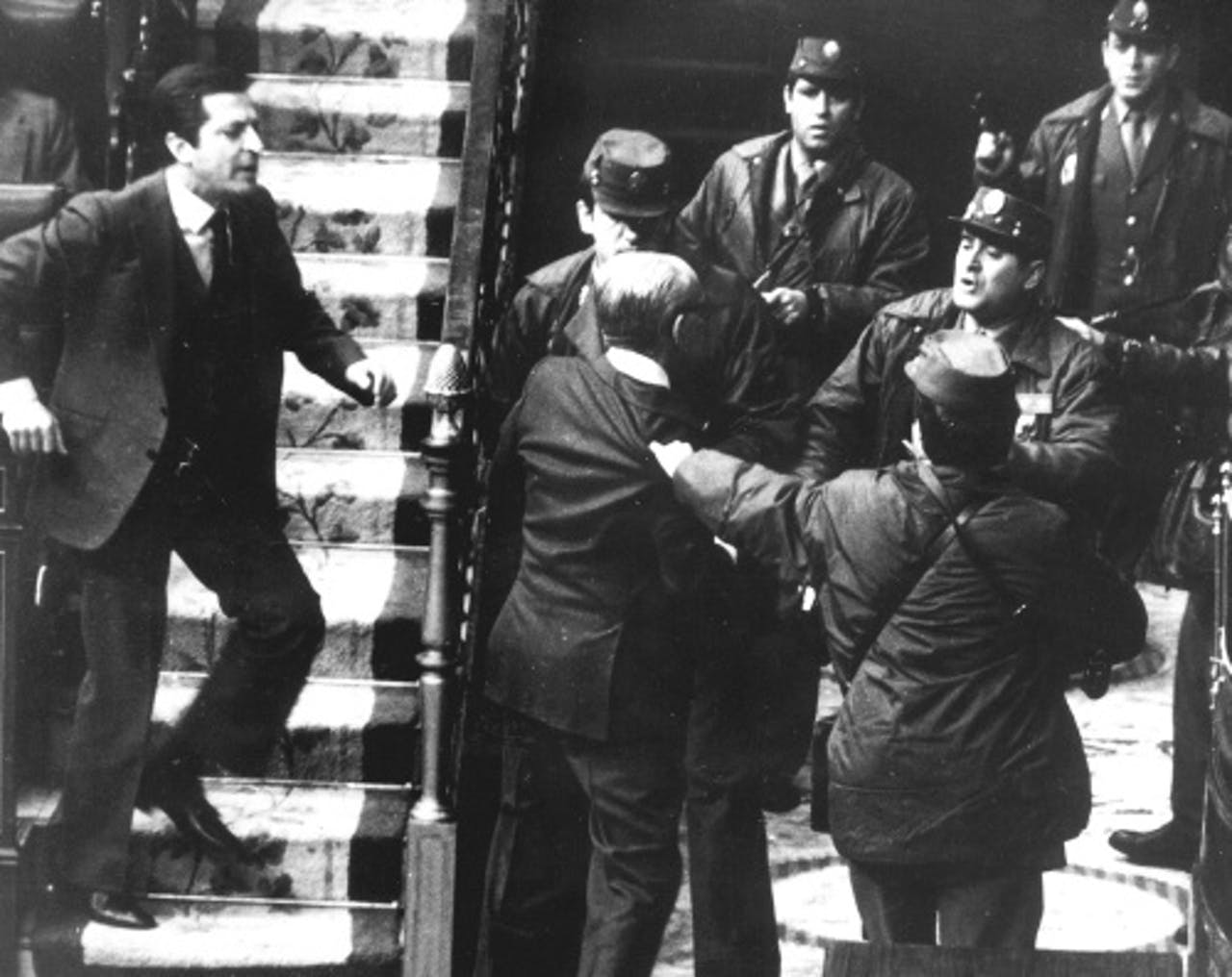 Archieffoto 1981 Adolfo Suárez (L). EPA