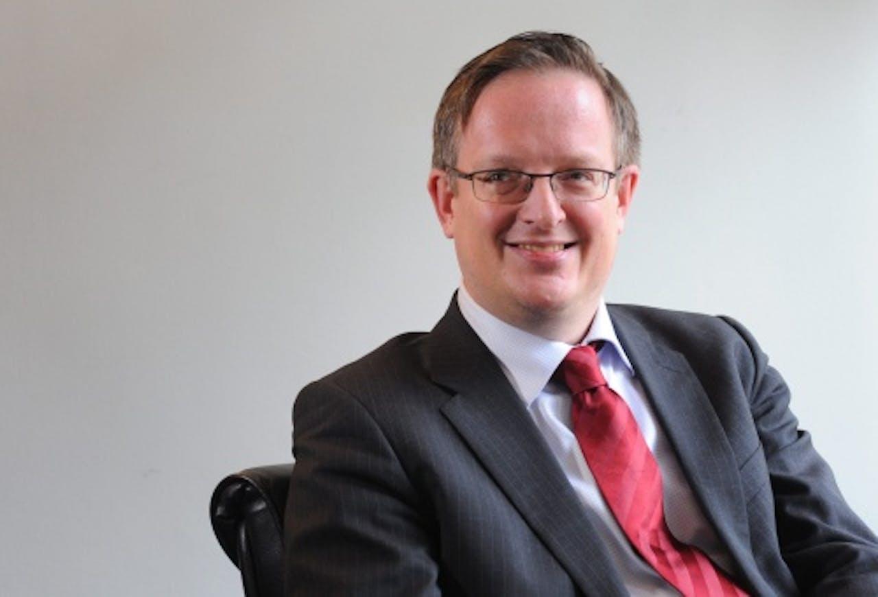 Hannes Hartung, advocaat van Cornelius Gurlitt. EPA