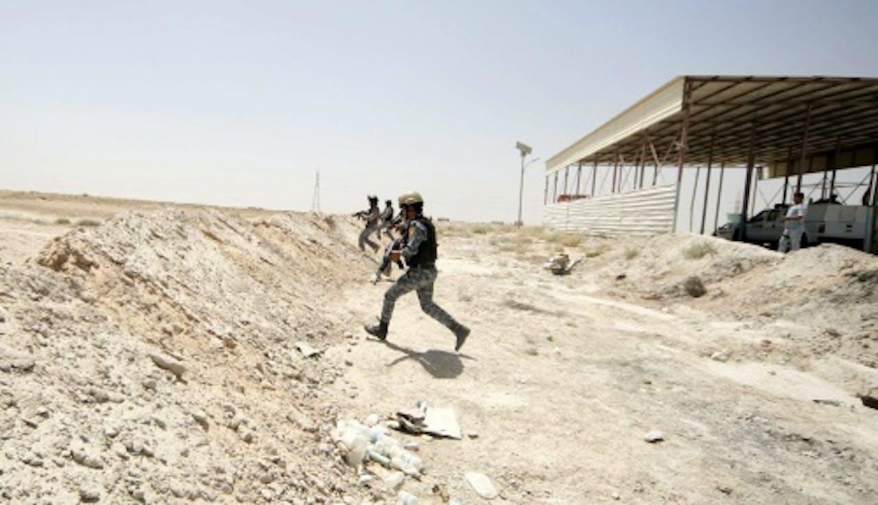 Iraakse leger. EPA