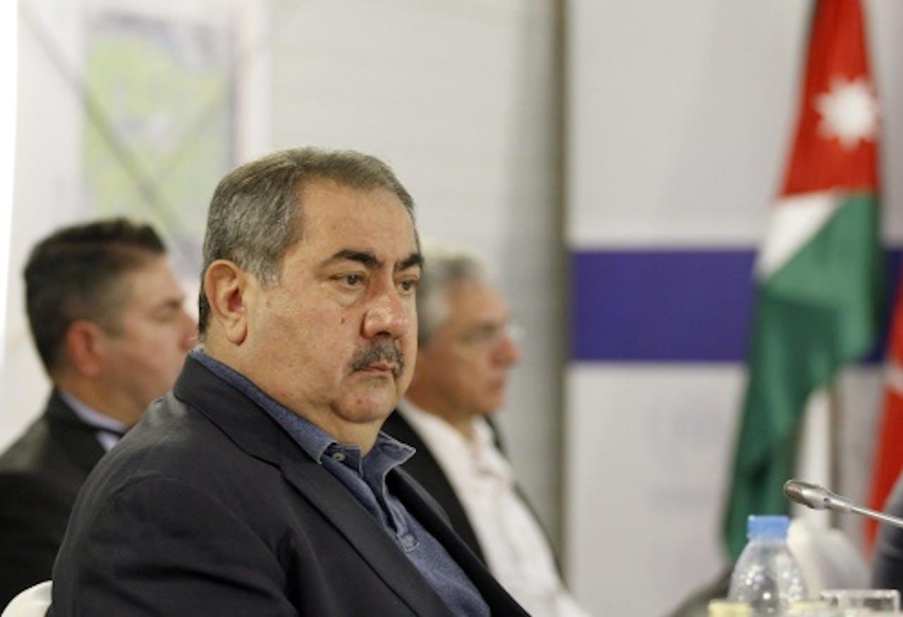 Hoshiyar Zebari. EPA