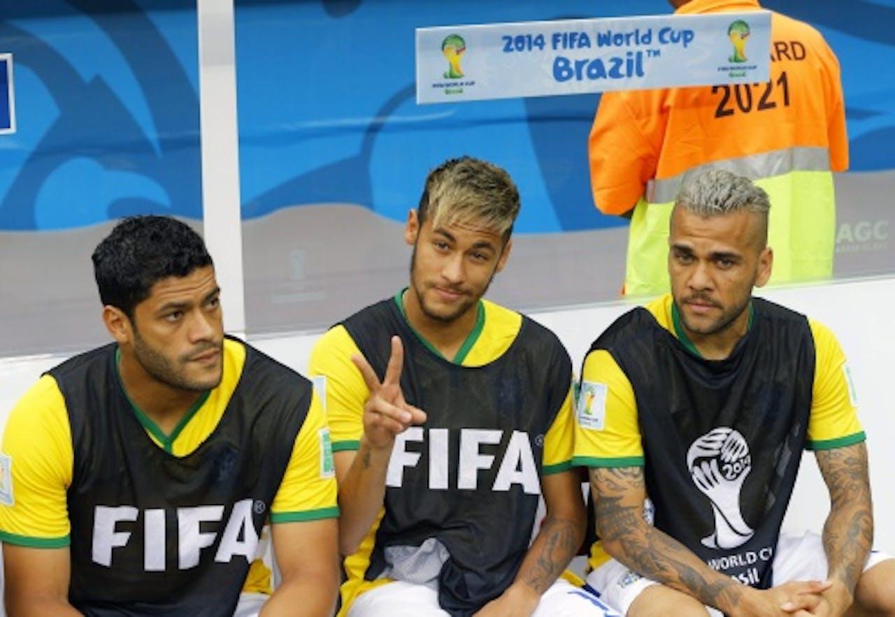 Neymar (M). EPA