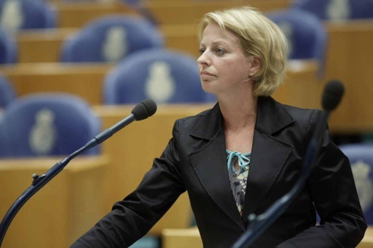Karin Straus. ANP