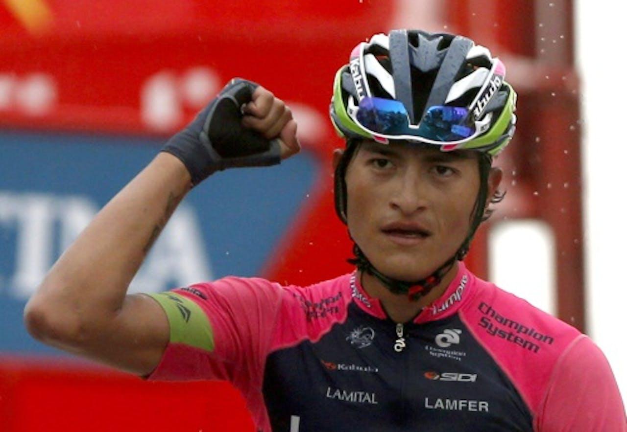 Winner Anacona. EPA