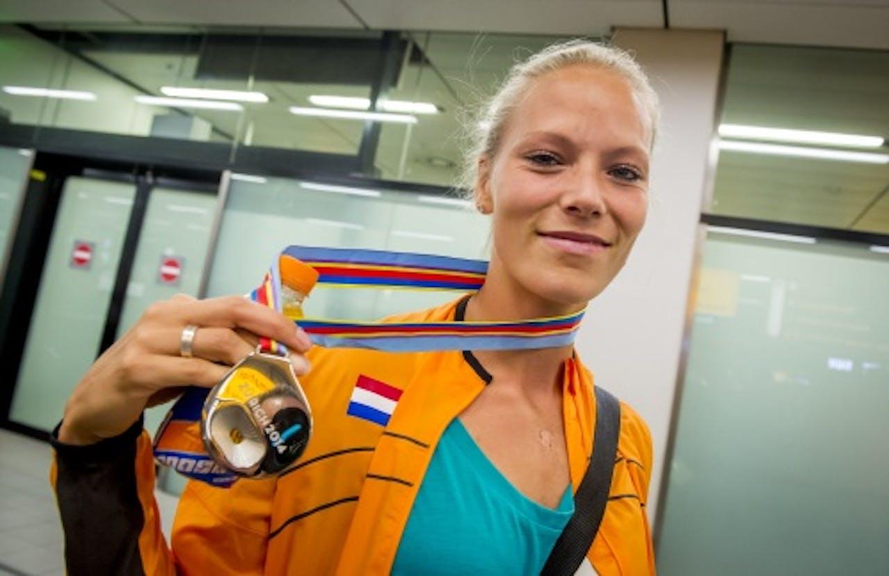 Nadine Broersen. ANP