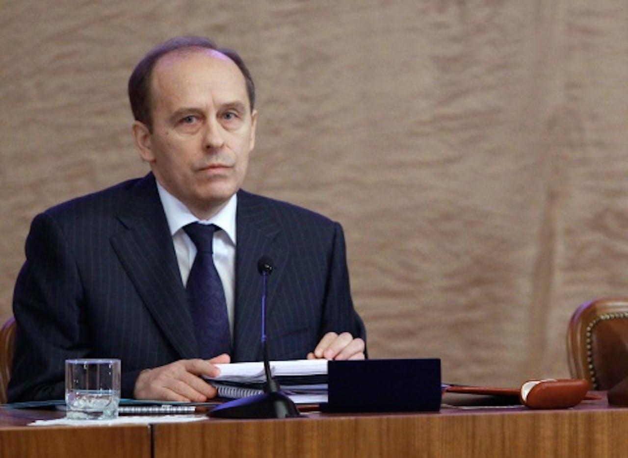 Alexander Bortnikov EPA