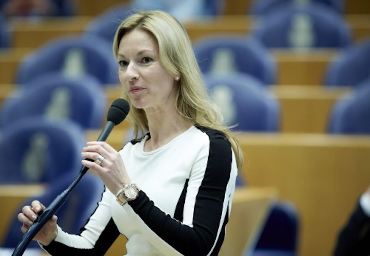 Lilian Helder. ANP