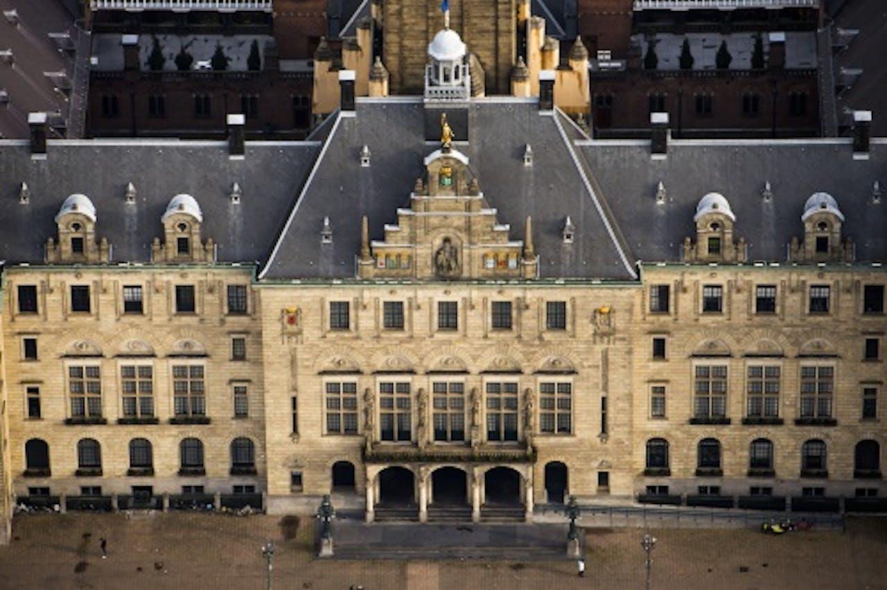 Stadhuis Rotterdam. ANP